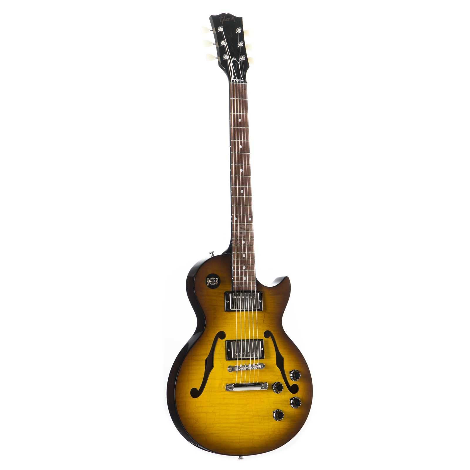 Gibson ES-Les Paul Special II Iced Tea Sunburst #11536728 Product Image