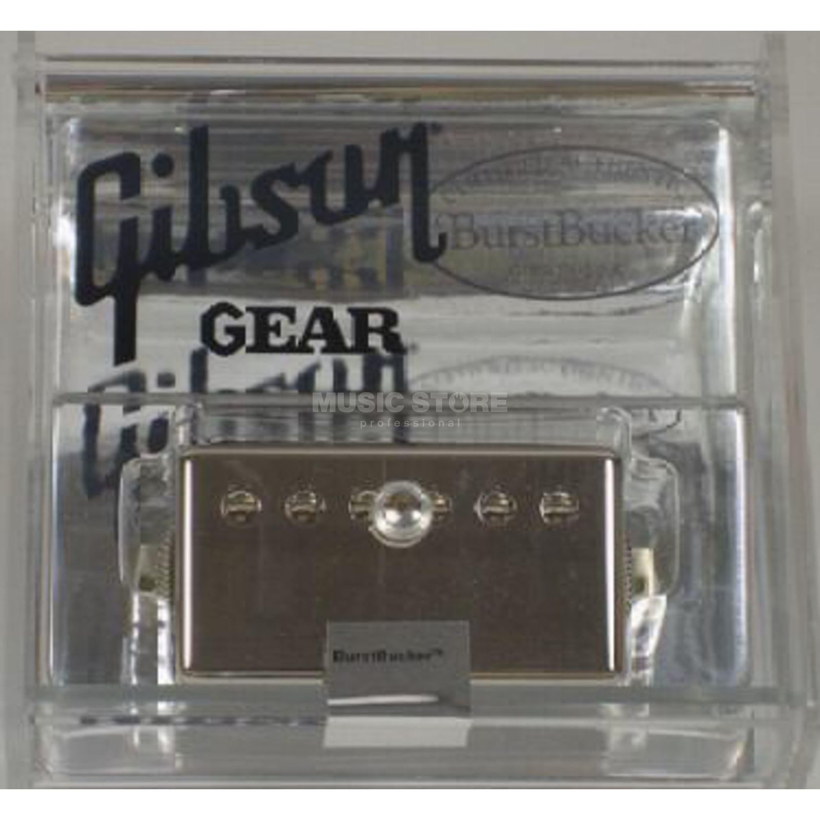 Gibson Gibson Burstbucker 2 Humbucker  Pickup, Nickel Cover   Produktbillede