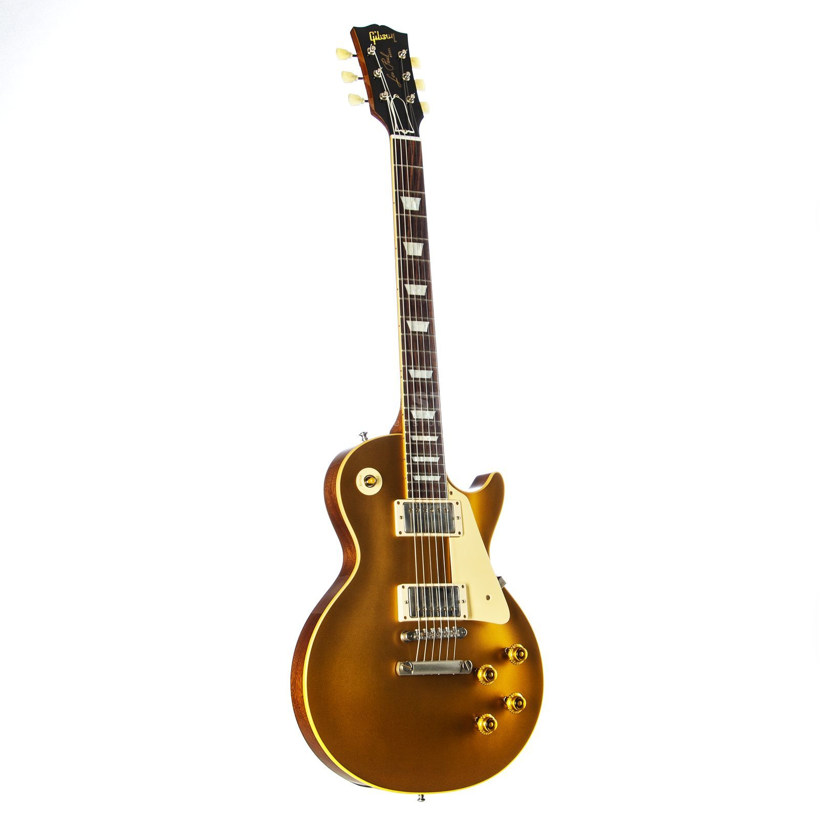 Gibson Historic 1957 Les Paul VOS Antique Goldtop #78326 Product Image