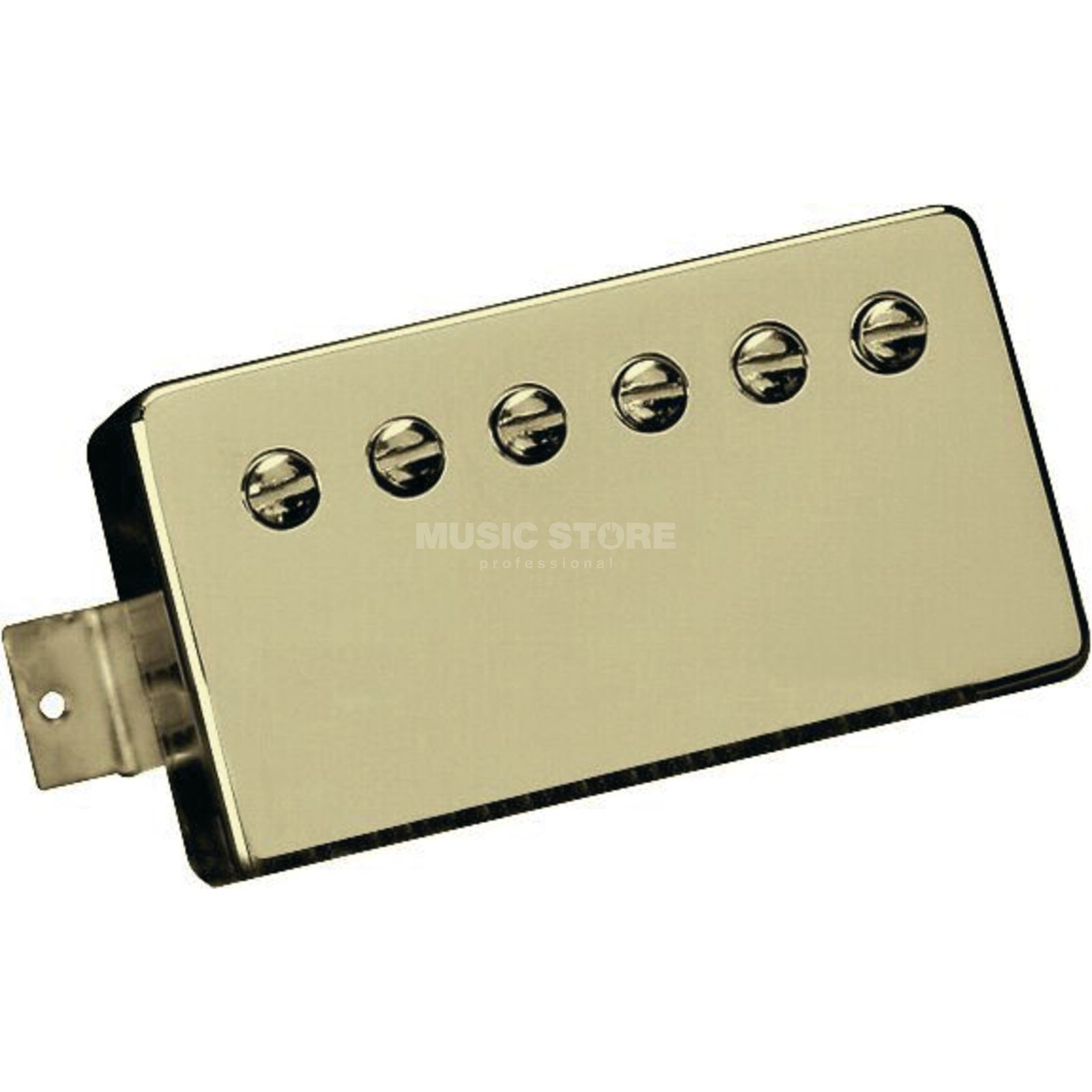 Gibson IM59B-GH Burstbucker Pro Bridge Gold Cover Produktbild