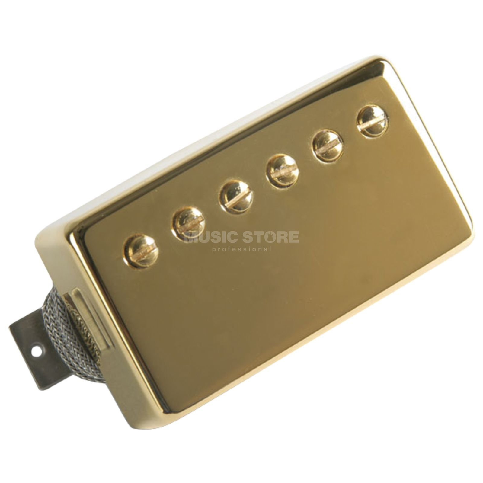 Gibson IM98T-GH 498T Humbucker Bridge Hot Alnico Gold Produktbild