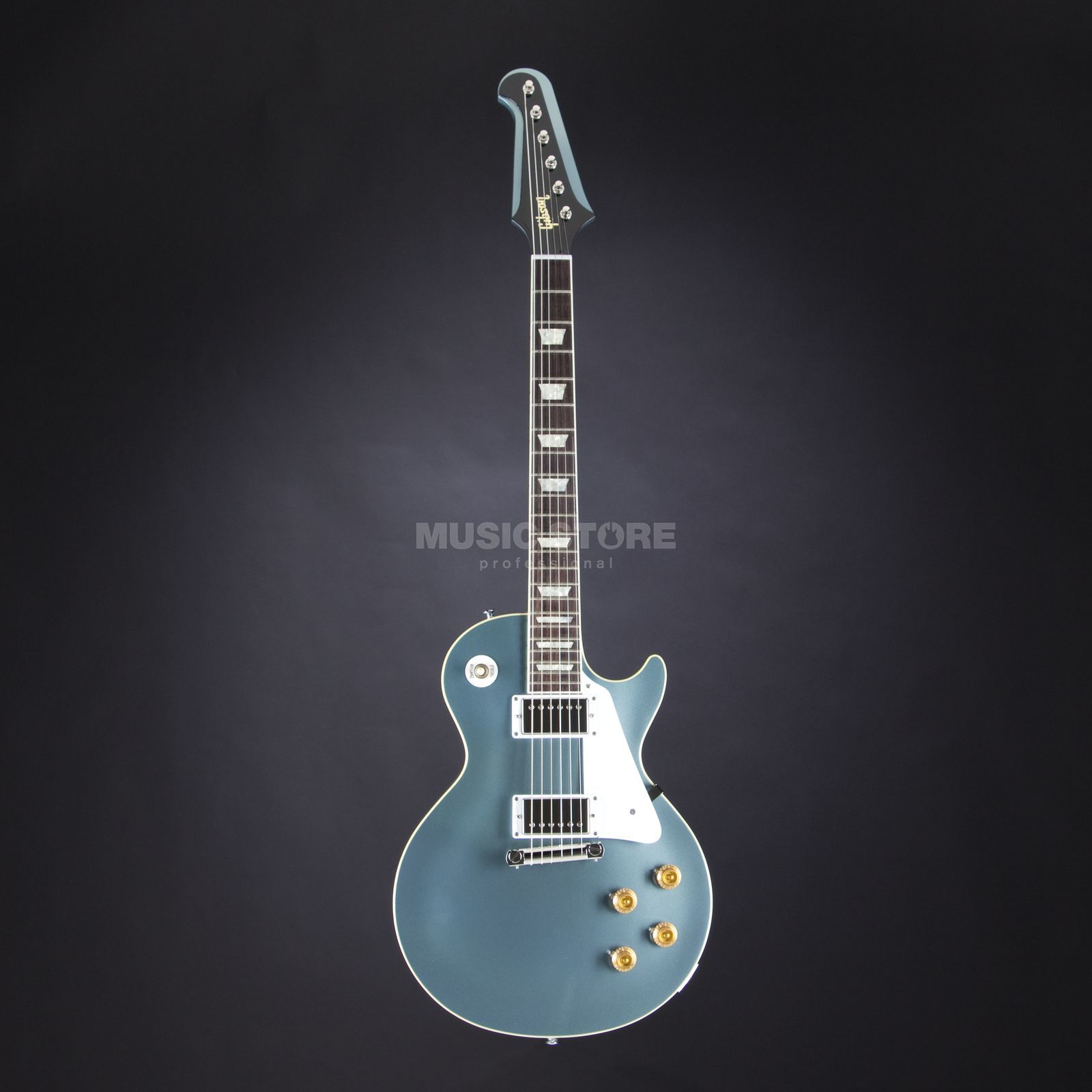 Gibson Joe Bonamassa Bonabyrd Les Paul Antique Pelham Blue Signed #57 Produktbild