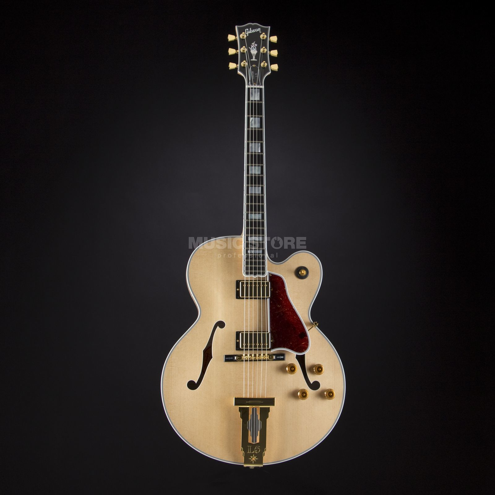 Gibson L-5 CES Natural #10536001 Product Image