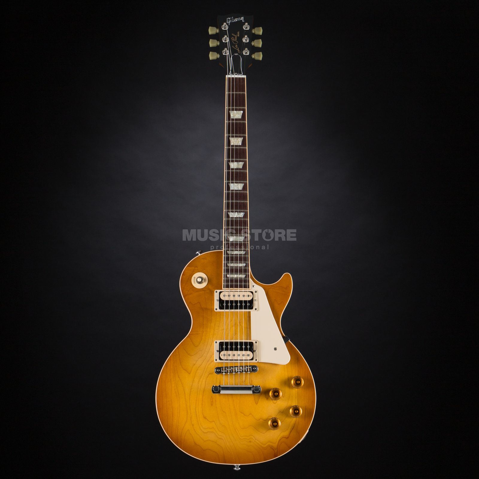 Gibson Les Paul '50s Standard Faded Honey Burst Изображение товара