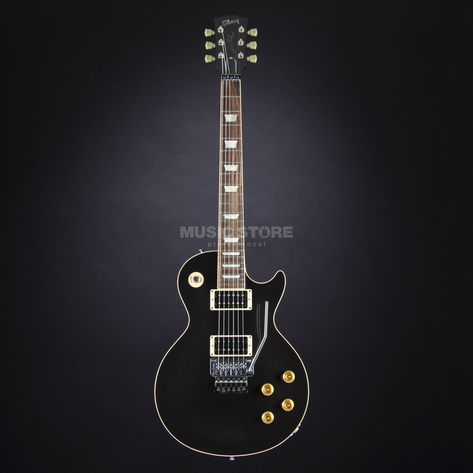 Gibson Les Paul Axcess Standard Floyd Rose Gun Metal Grey #CS500873 Produktbild