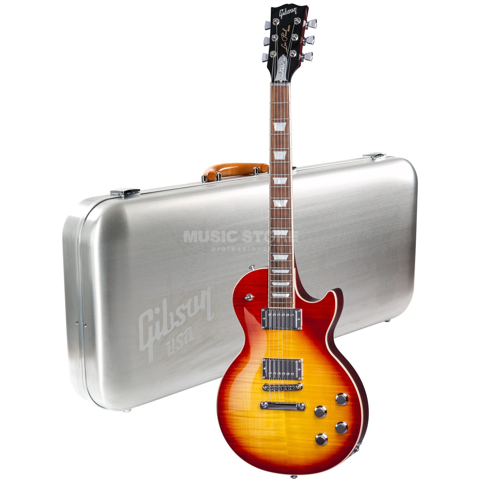 Gibson Les Paul Classic 2017 HP Heritage Cherry Sunburst Product Image