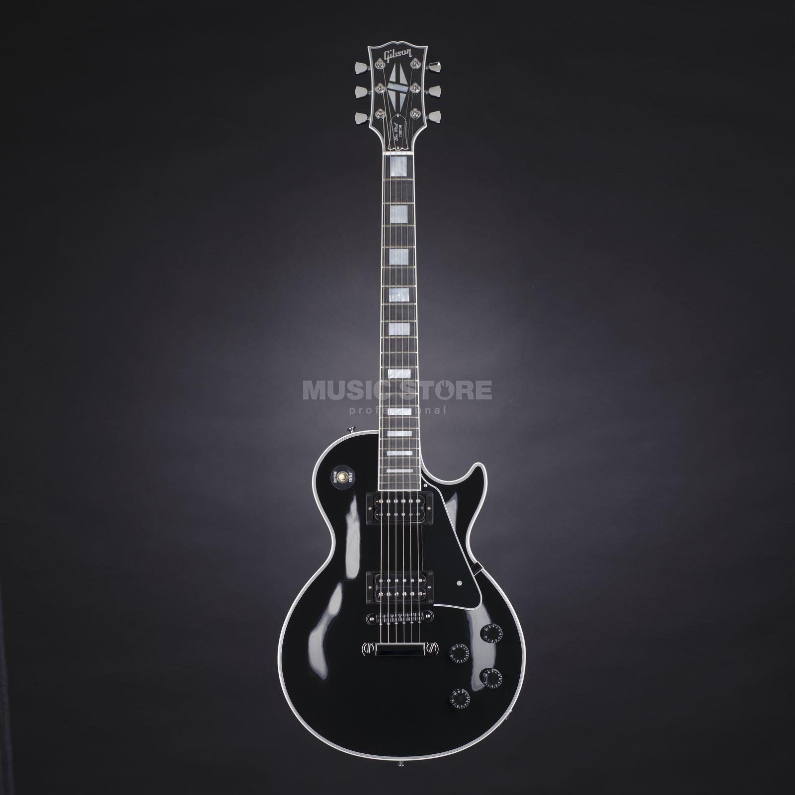 Ebony Les Paul Custom 105