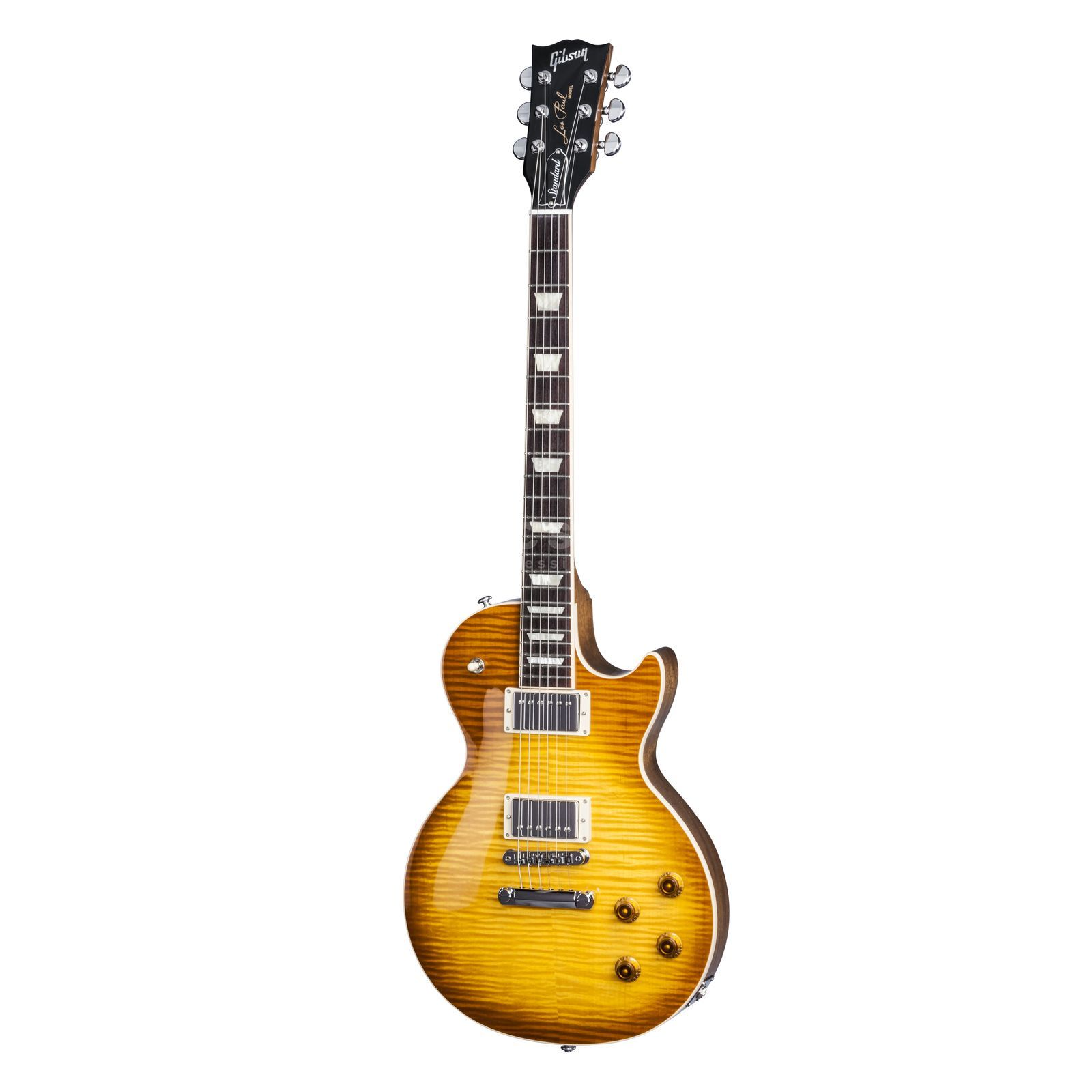 Gibson Les Paul Standard 2017 T Honey Burst Produktbild