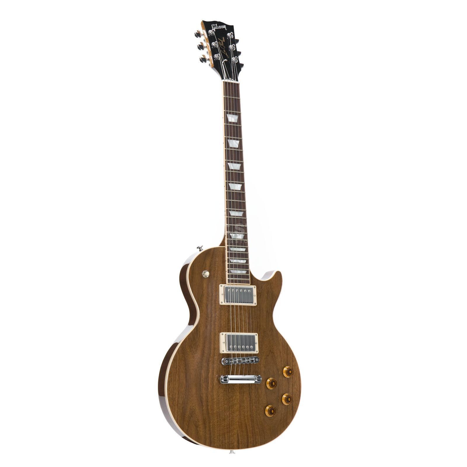 Gibson Les Paul Standard Figured Walnut Limited Изображение товара