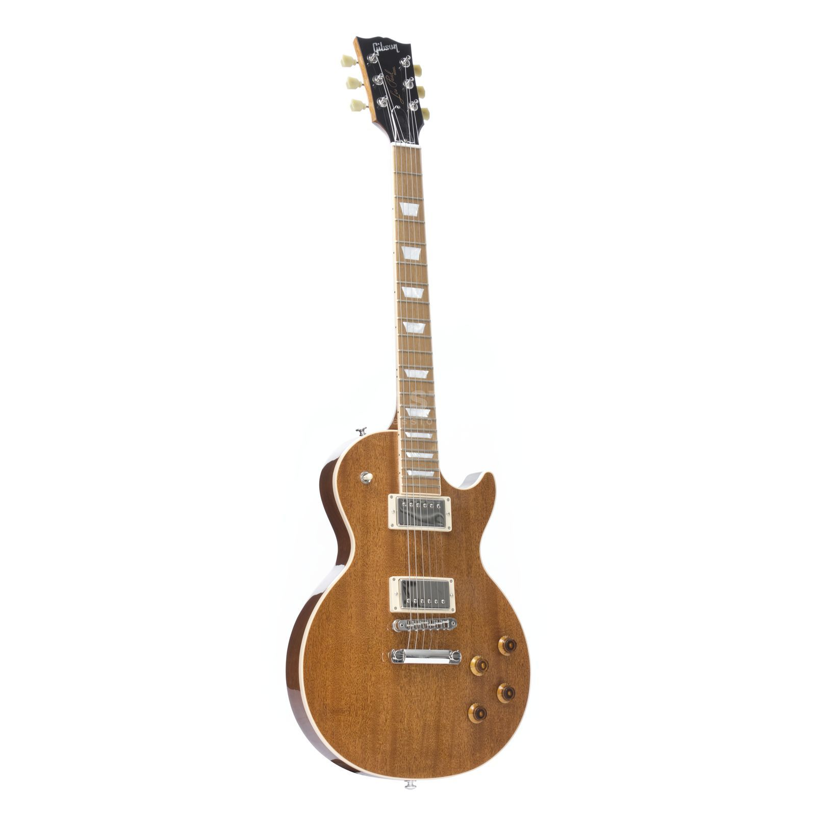 Gibson Les Paul Sunken Treasure NA Natural Limited Edition Produktbillede