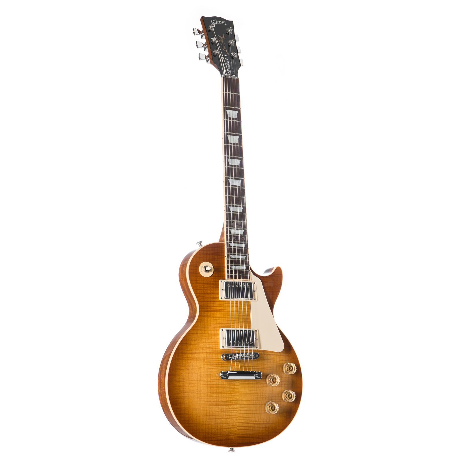 Gibson Les Paul Traditional 2016 HP HB Honeyburst Produktbillede