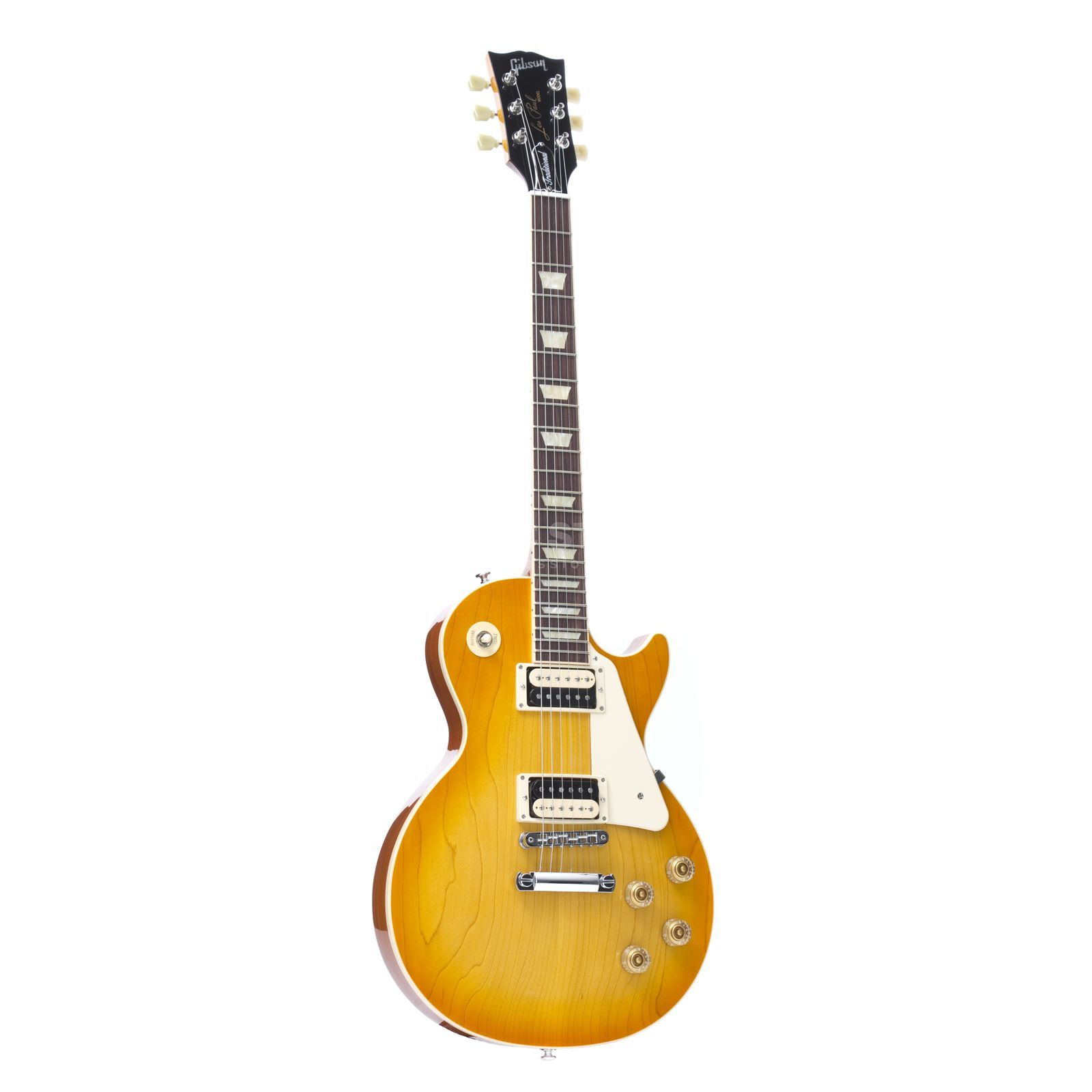 Gibson Les Paul Traditional 2016 LB Lemon Drop Limited Edition Produktbild