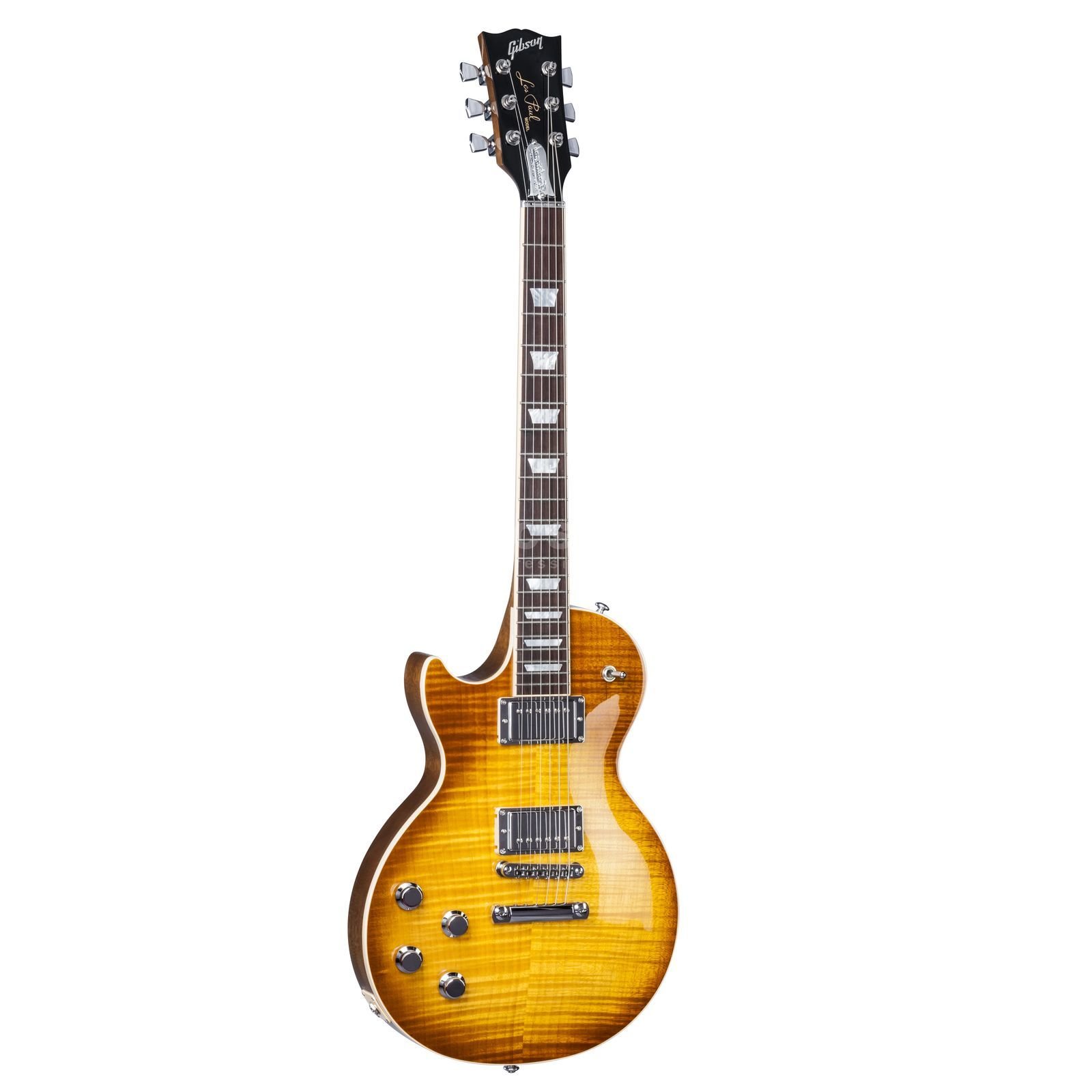 Gibson Les Paul Traditional 2017 HP Lefthand Honey Burst Product Image