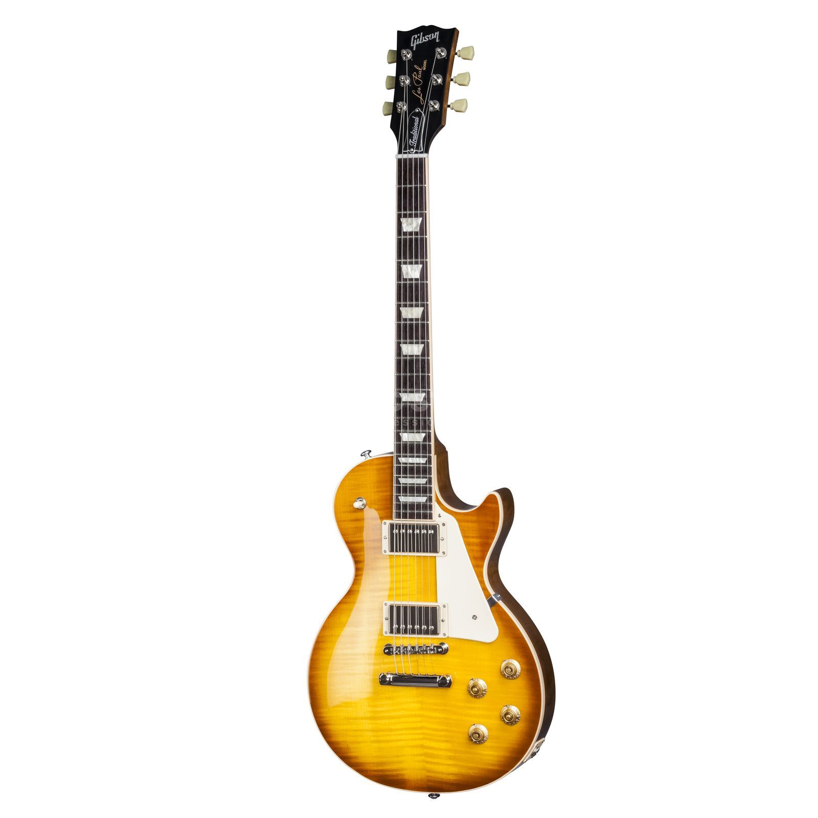 Gibson Les Paul Traditional 2017 T Honey Burst Produktbild
