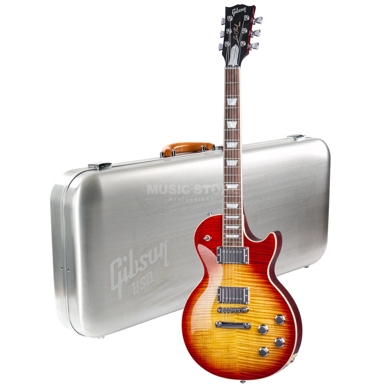 Gibson Les Paul Traditional HP 2017 Heritage Cherry Sunburst Product Image