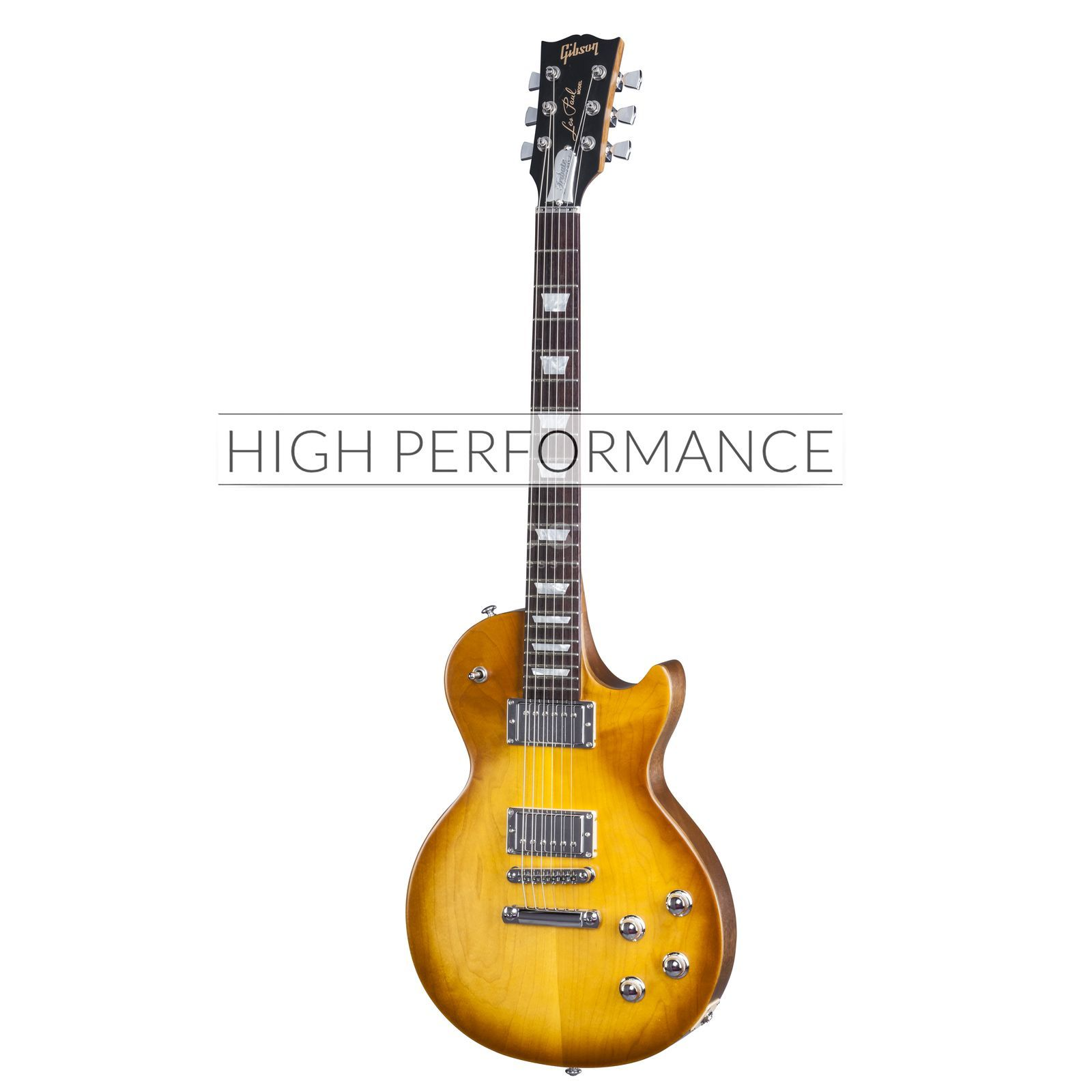 Gibson Les Paul Tribute 2017 HP Faded Honey Burst Imagem do produto