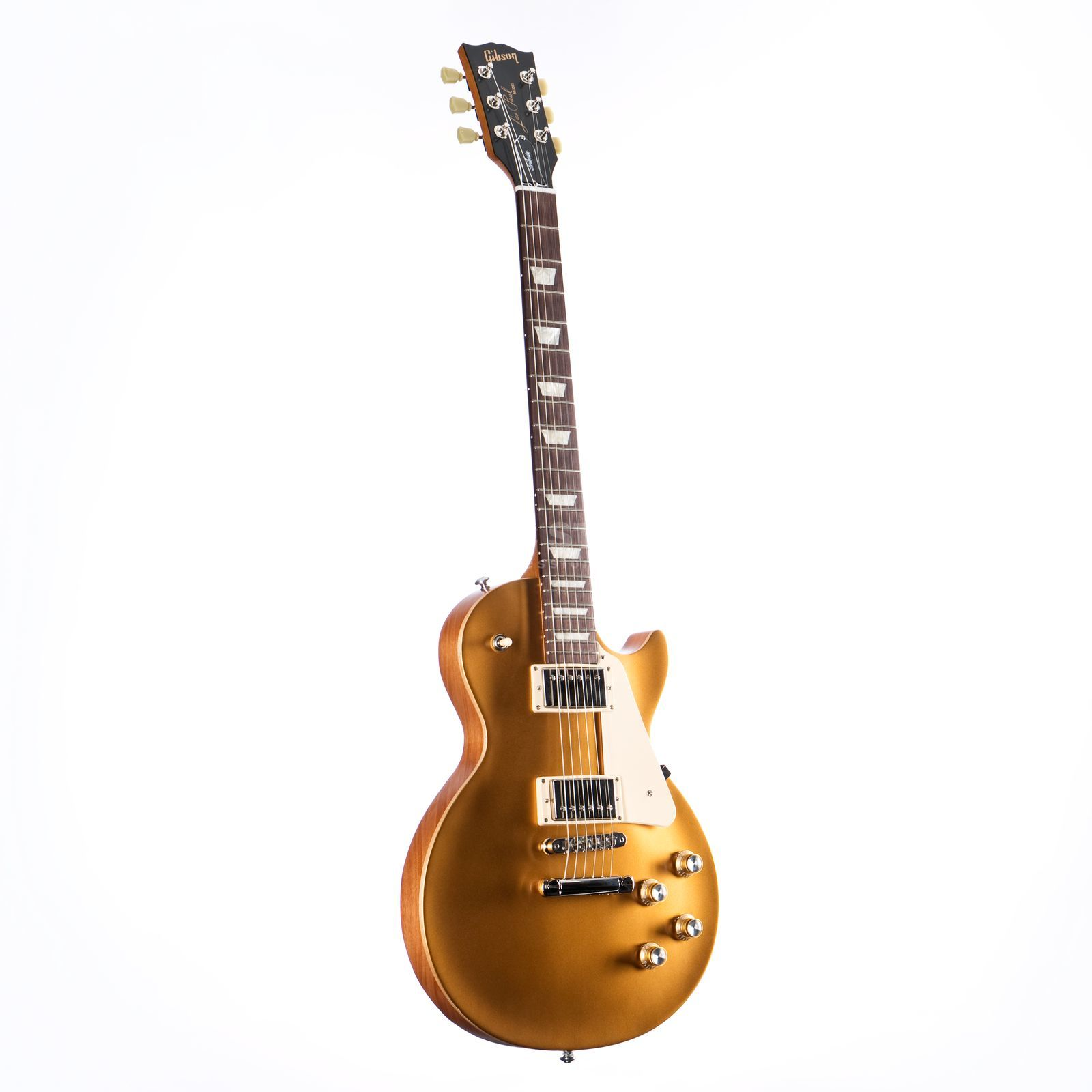 Gibson Les Paul Tribute 2017 T SGT Satin Gold Produktbild
