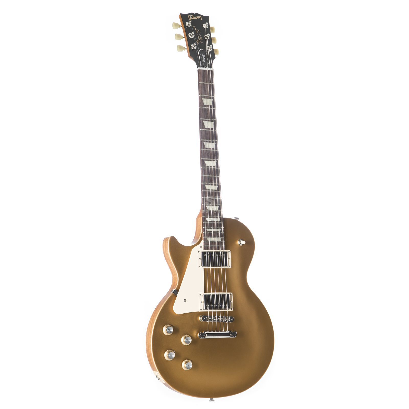Gibson Les Paul Tribute 2018 Lefthand Satin Gold Top Imagen del producto
