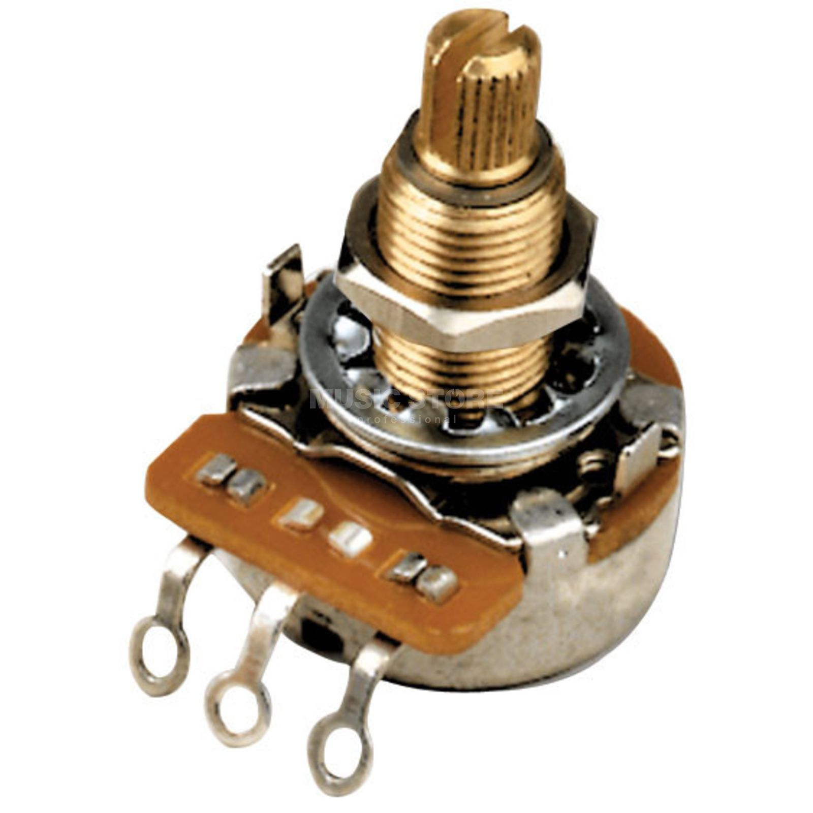 Gibson PPAT-510 500K Potentiometer Short Shaft Produktbillede