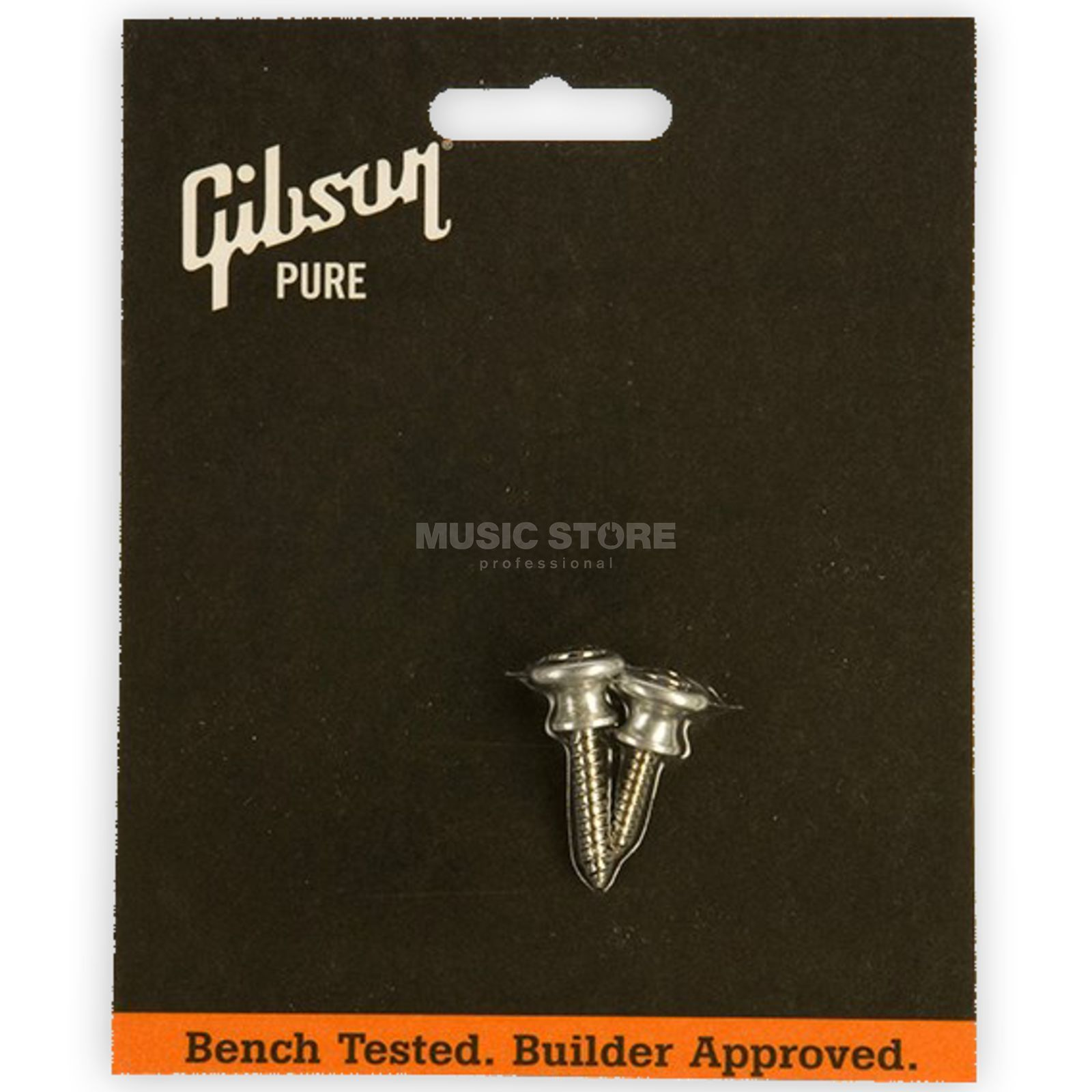 Gibson PREP-020 Guitar Strap Button 2 Pieces Produktbild
