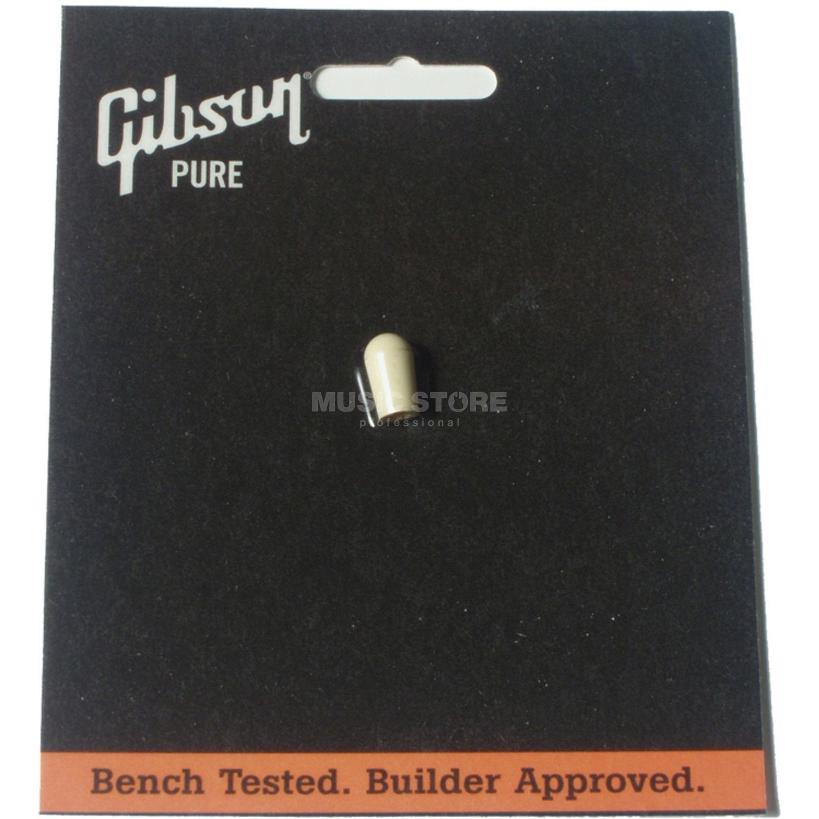 Gibson PRTK-020 Toggle Switch Cap CR Creme Produktbild
