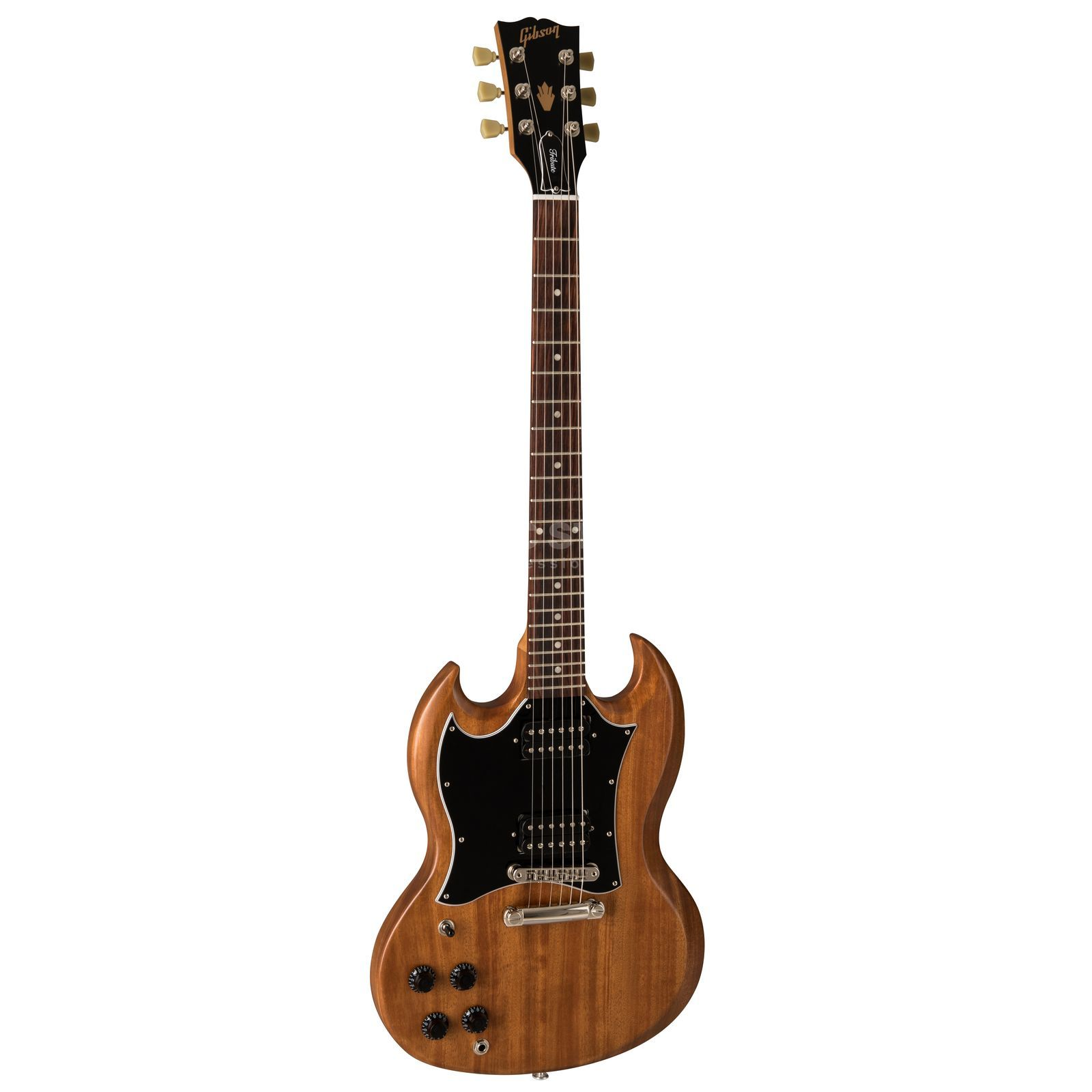 Gibson SG Standard Tribute 2019 Lefthand Natural Walnut Product Image