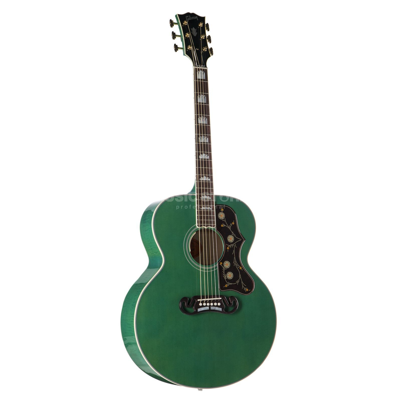 Gibson SJ-200 Sea Green Limited Produktbild