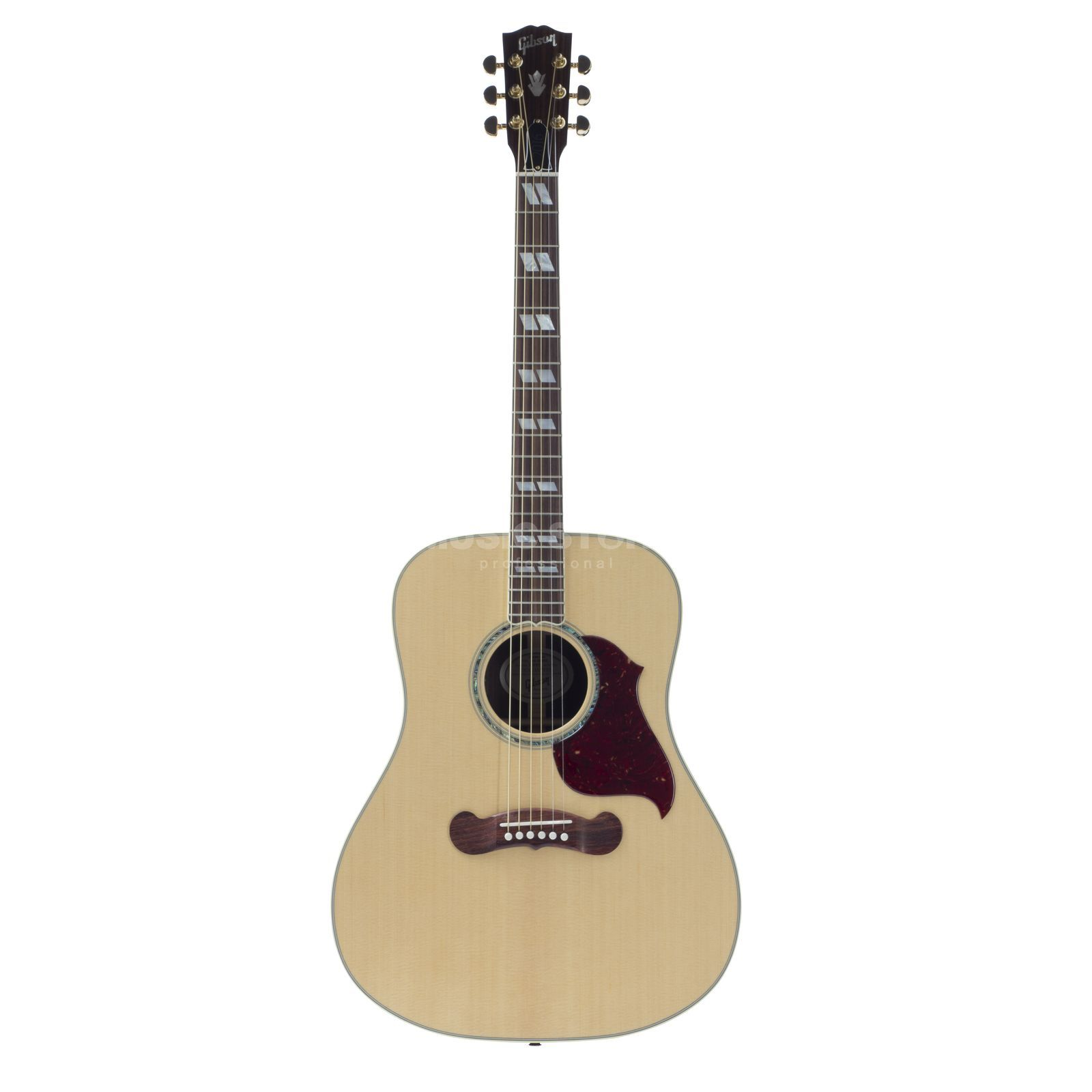 Gibson Songwriter Studio Antique Natural Produktbillede