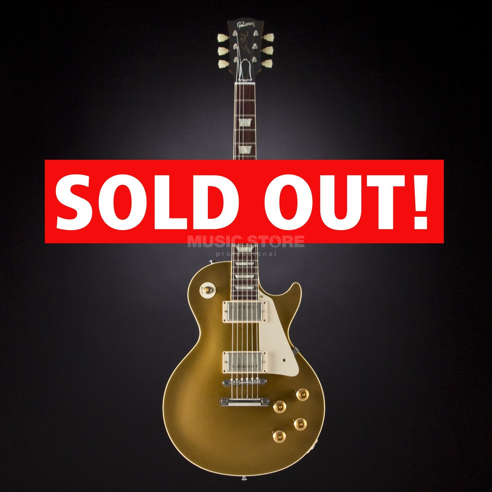 Gibson Standard Historic 1957 Les Paul Standard VOS Antique Gold #R7 60014 Product Image