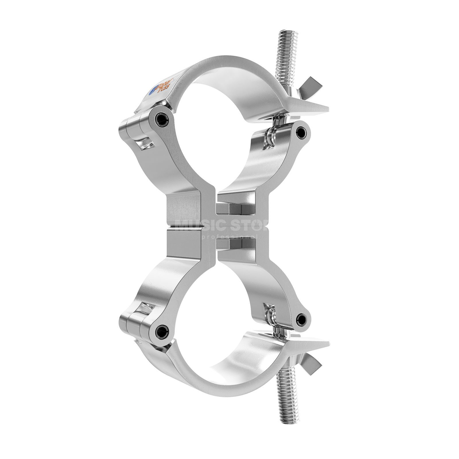 Global Truss Double Clamp - small with joint - 50mm Produktbillede