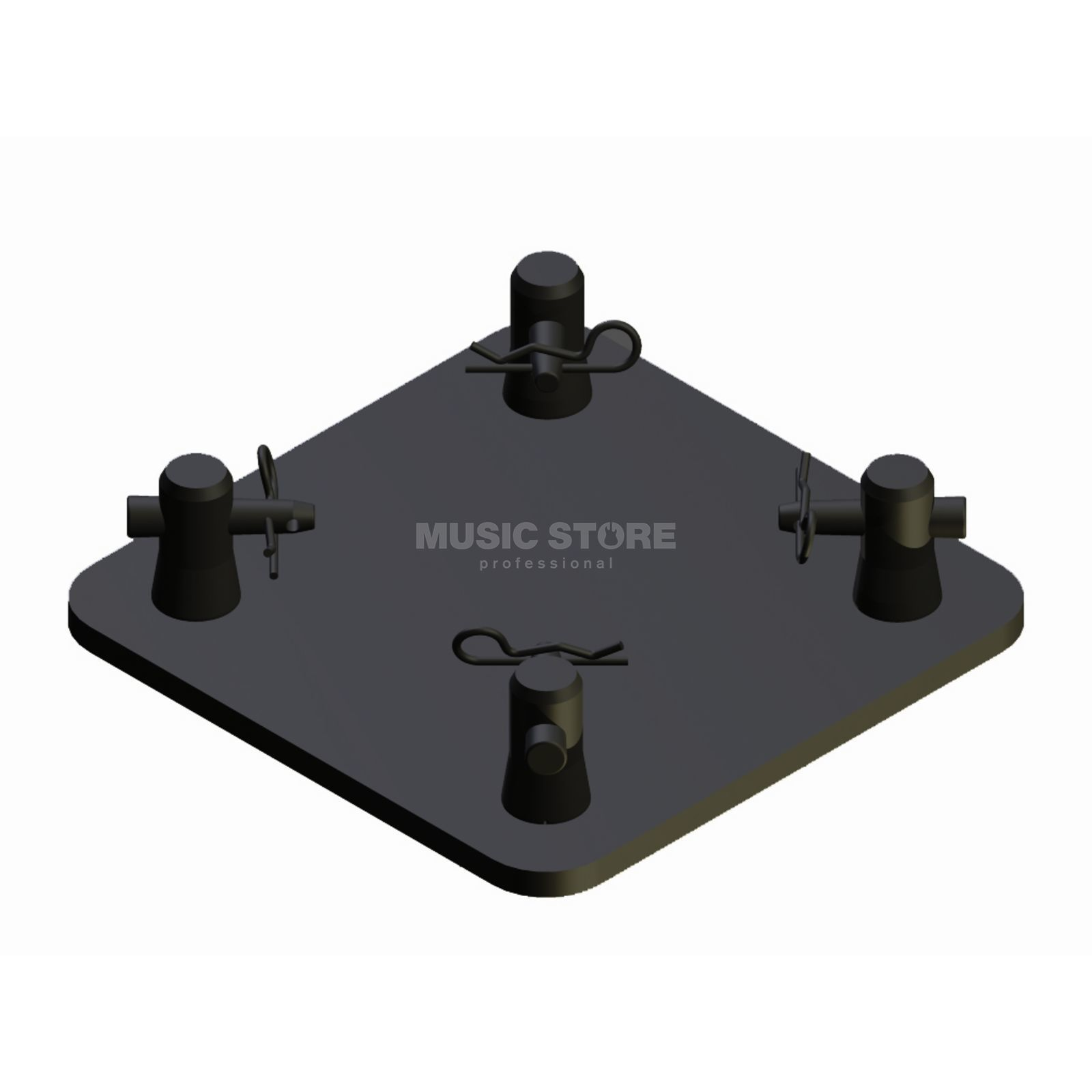 Global Truss F14 Base Plate black  Produktbillede