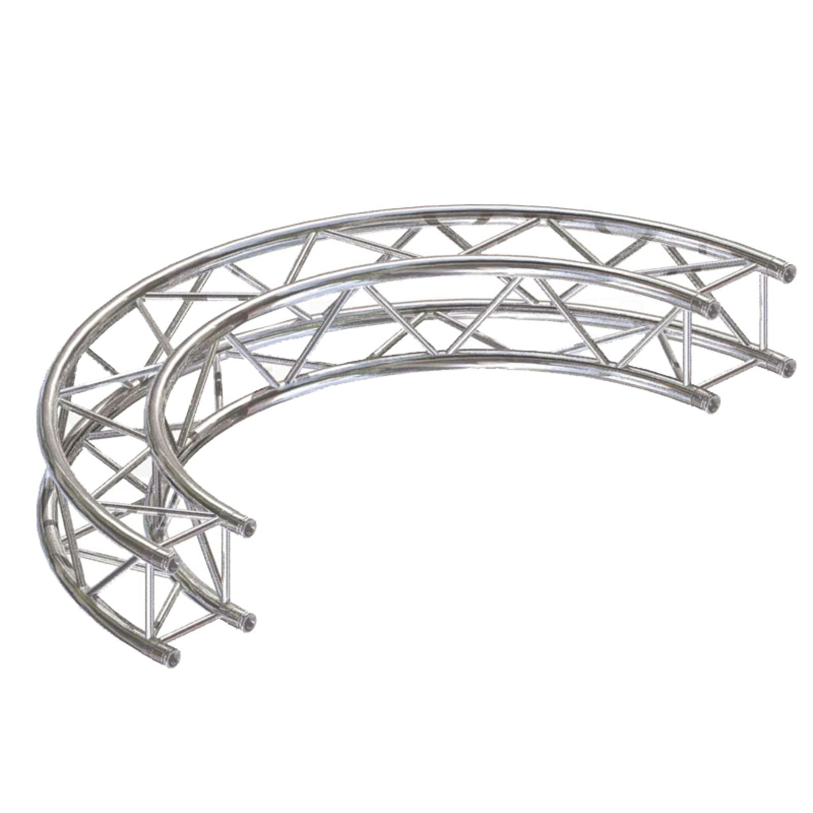 Global Truss F14 Circular  Ø 3m 4-Point, 90° Produktbillede