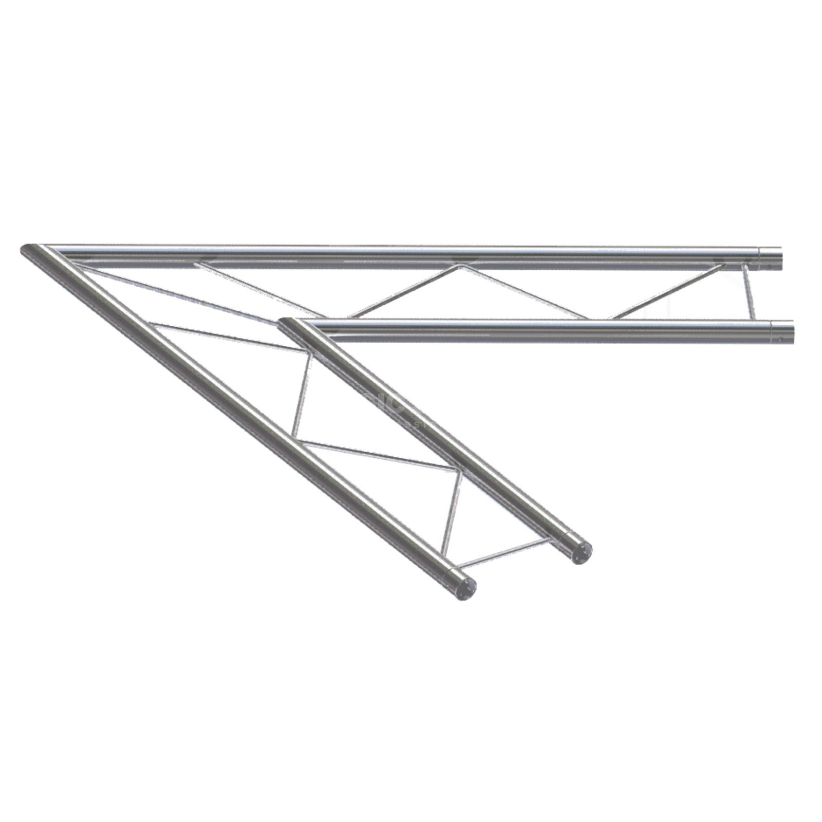 Global Truss F22 2-Way Corner C20 H 60°  Produktbillede