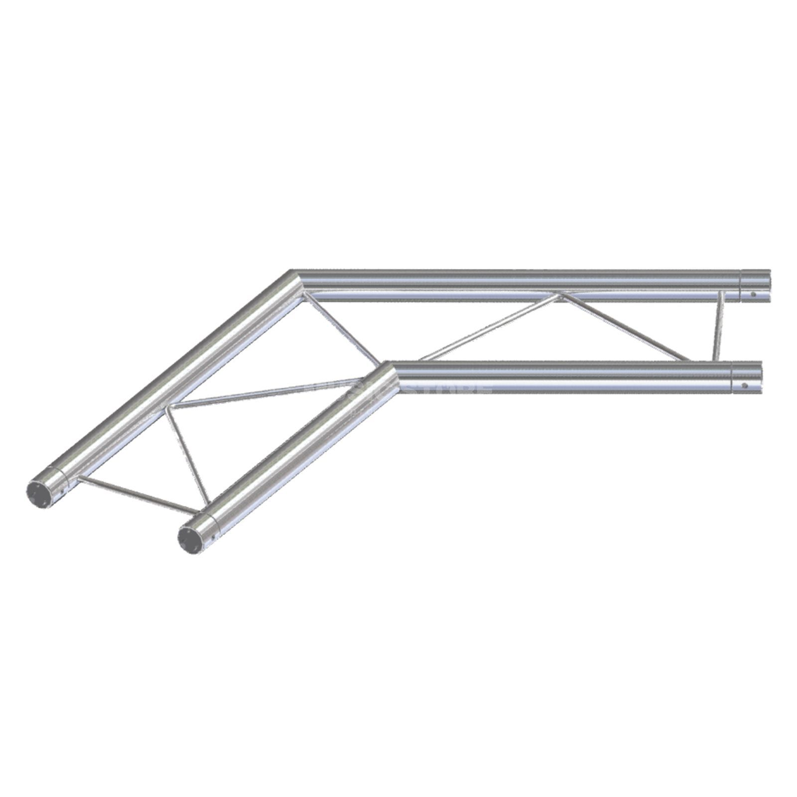 Global Truss F22 2-Way Corner C22 H 120°  Produktbillede
