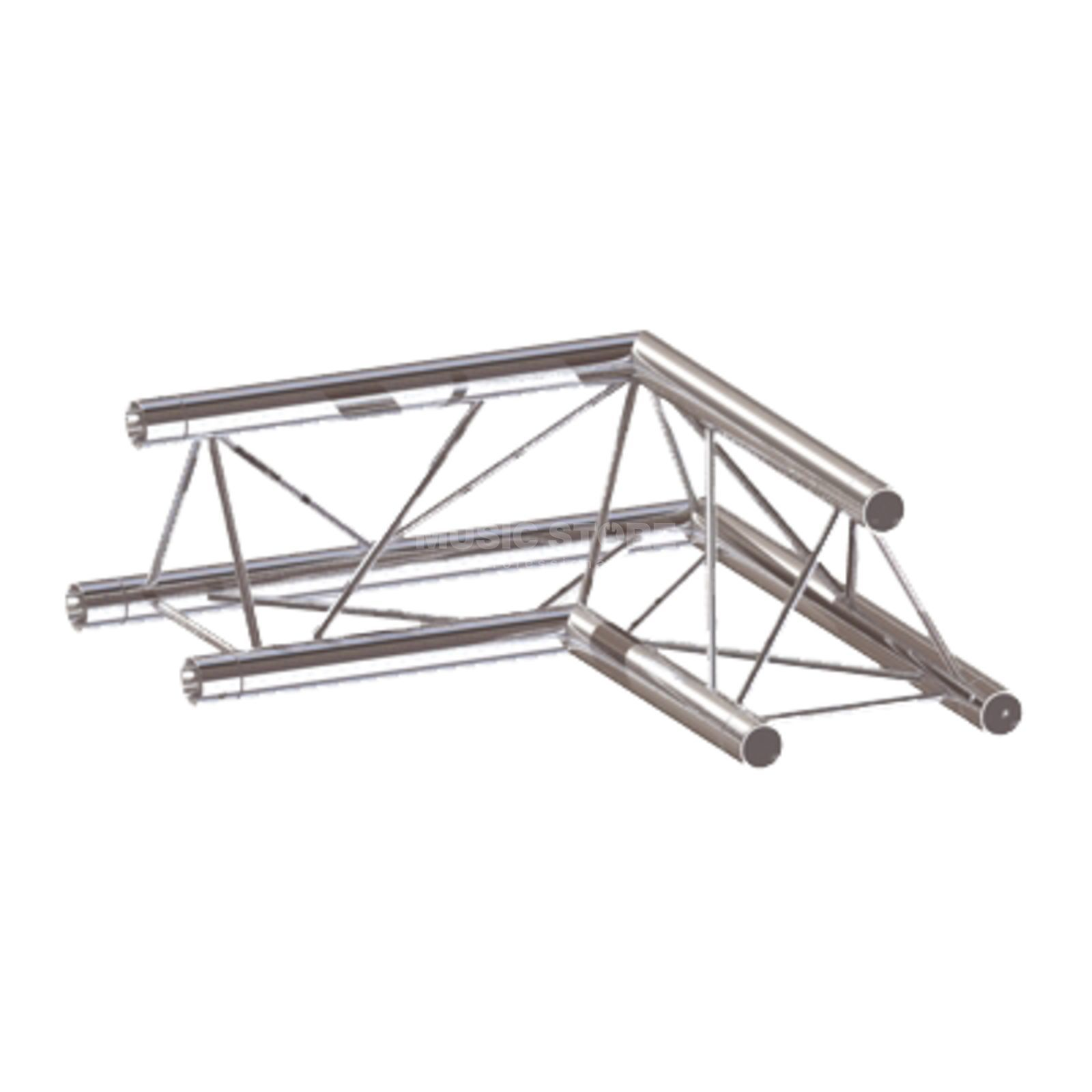 Global Truss F23 2- Way Corner C21 90°  Produktbillede