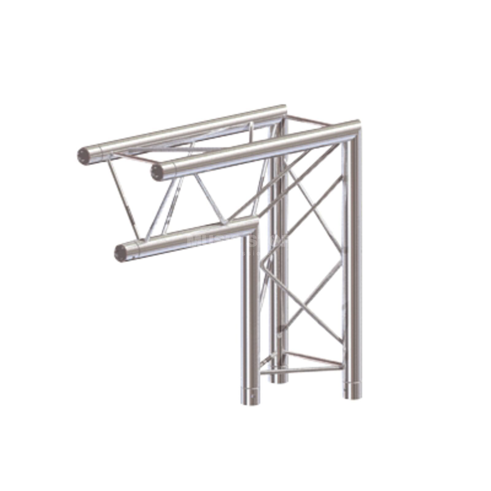 Global Truss F23 2- Way Corner C25 90°  Produktbillede