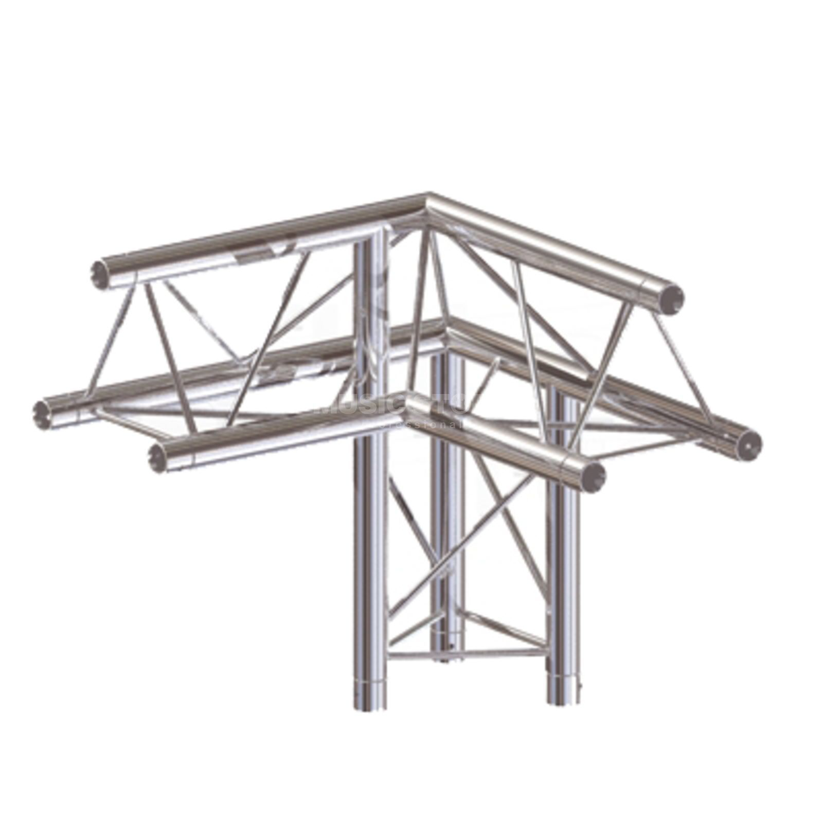 Global Truss F23 3- Way Corner C31  Produktbillede