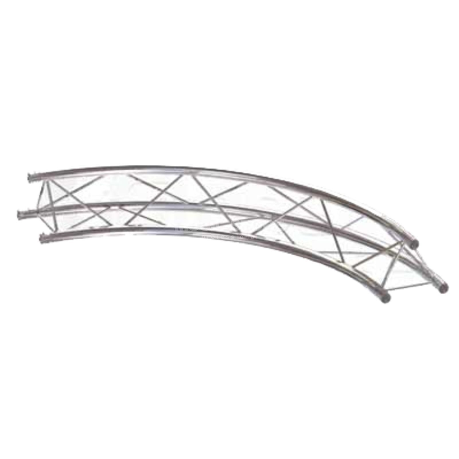 Global Truss F23 Decotruss Circular 90° 3m Produktbillede