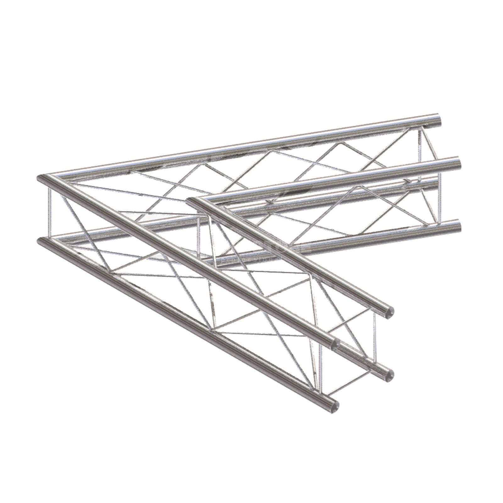 Global Truss F24, 2-Way Corner, C20, 60°  Produktbillede