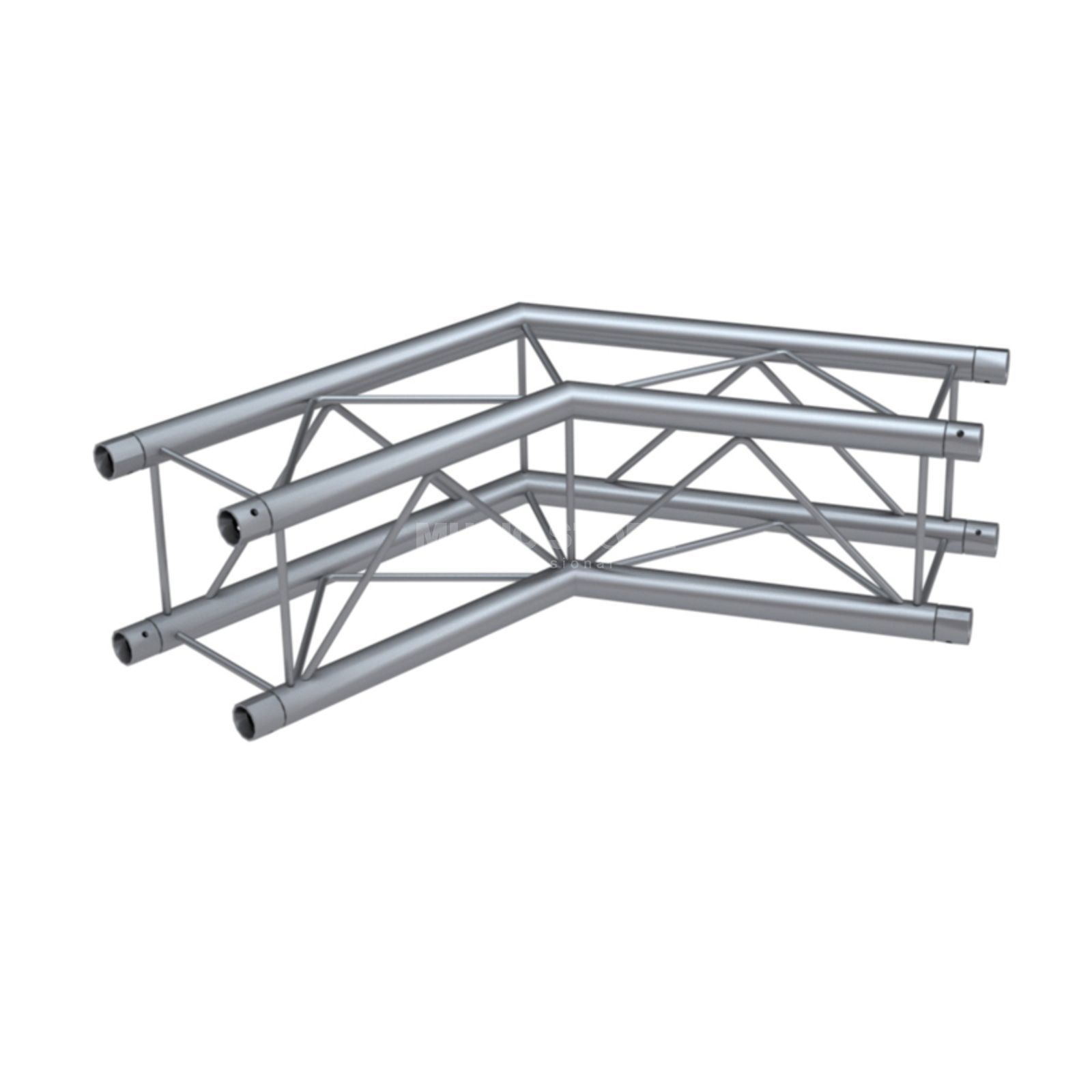 Global Truss F24, 2-Way Corner, C22, 120°  Produktbillede