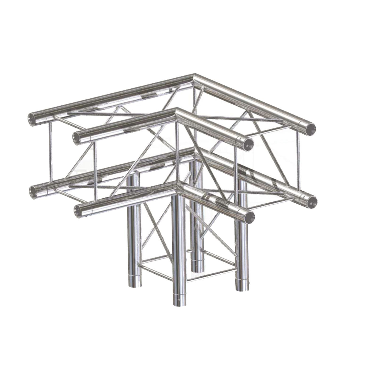 Global Truss F24, 3-Way Corner, C30  Produktbillede