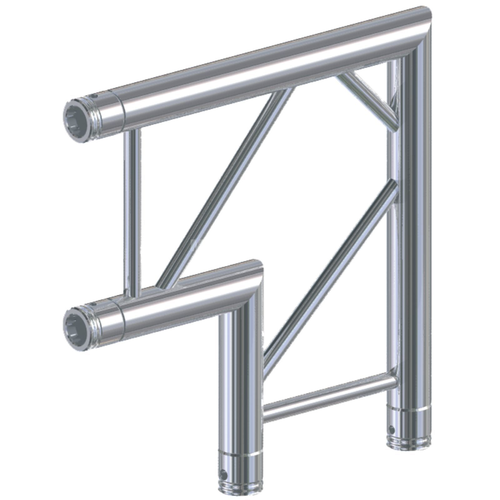 Global Truss F32, 90°, Corner, C21H horizontal Produktbillede