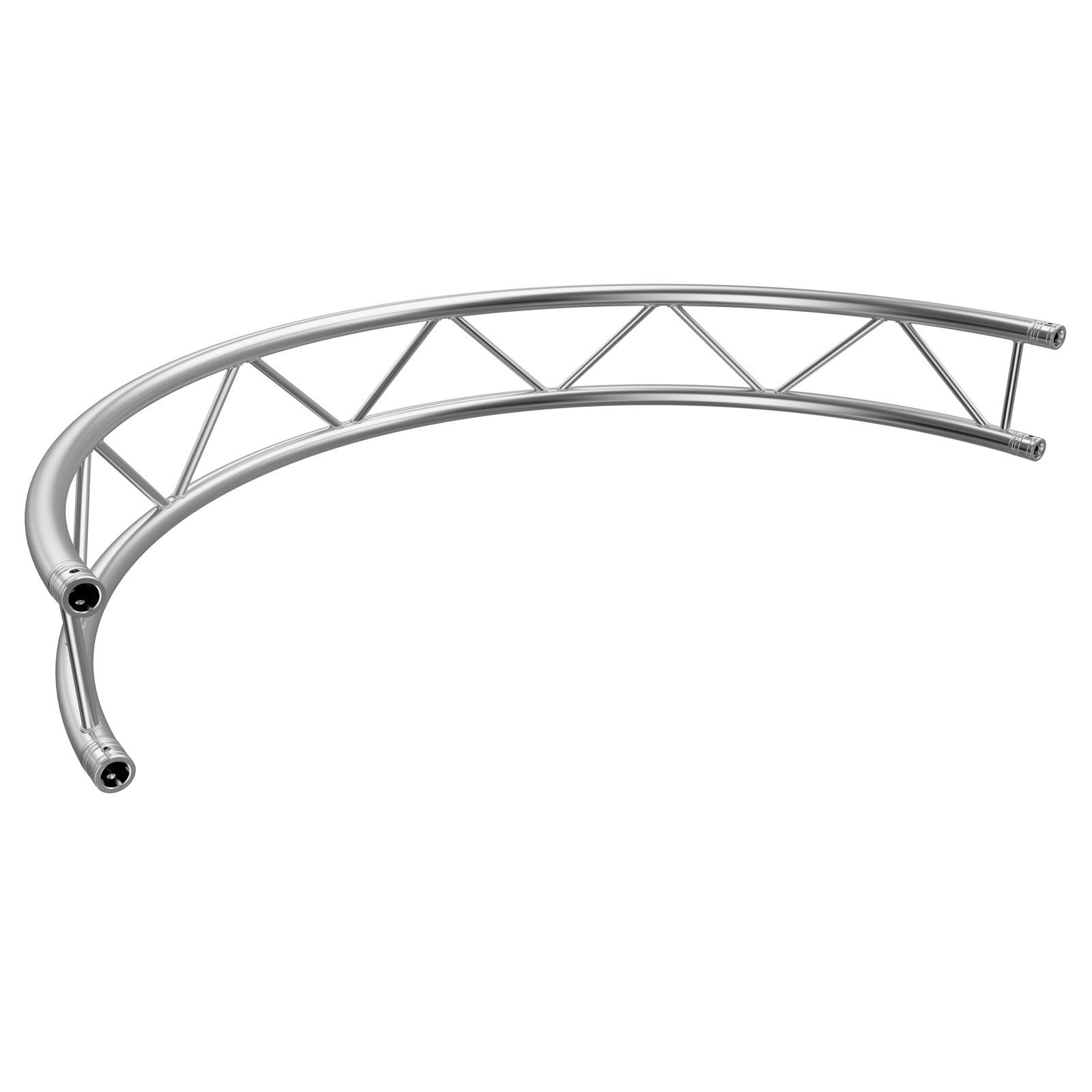 Global Truss F32 Circular  Ø 2m 2-Point, 180°, vertical Produktbillede