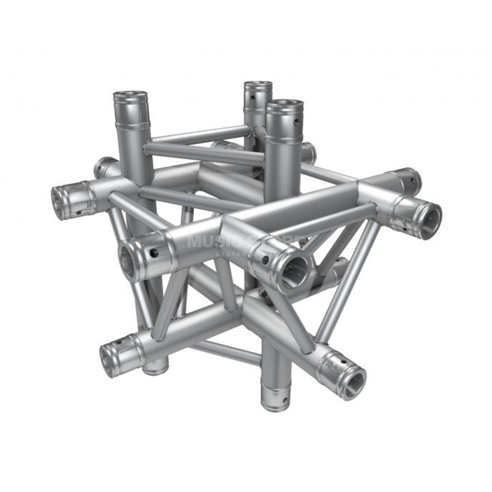 Global Truss F33 6-Way Corner C61 6-Way Corner Produktbillede