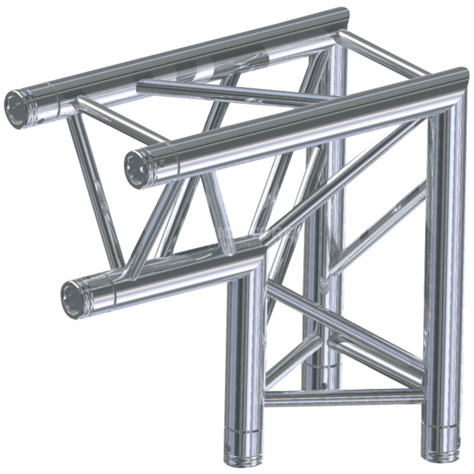 Global Truss F33, D90 Corner, C25 3-Point Produktbillede