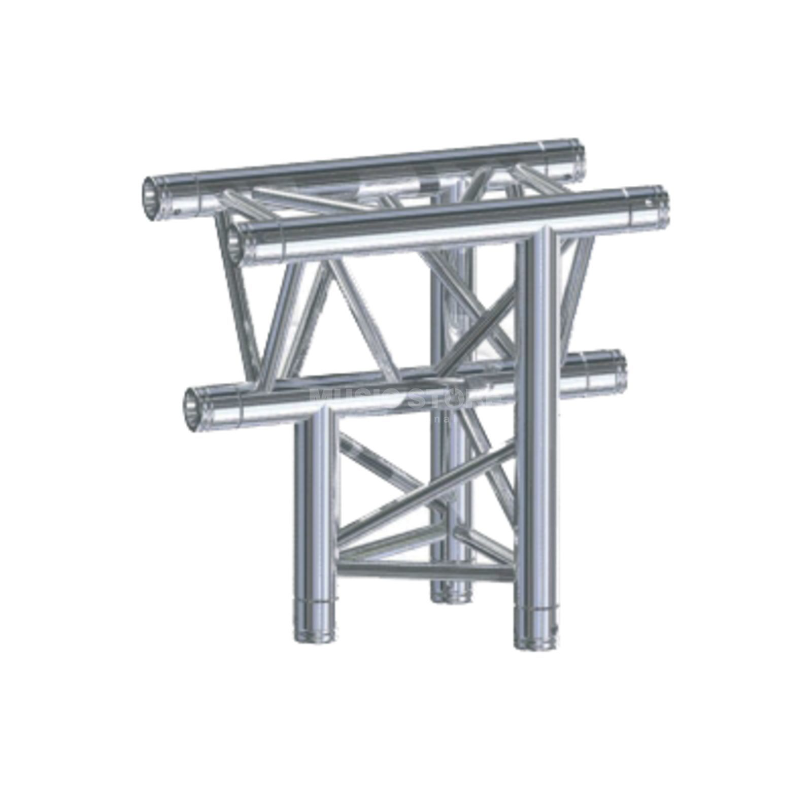 Global Truss F33 T-Piece T38 3-Point 3-Way  Produktbillede
