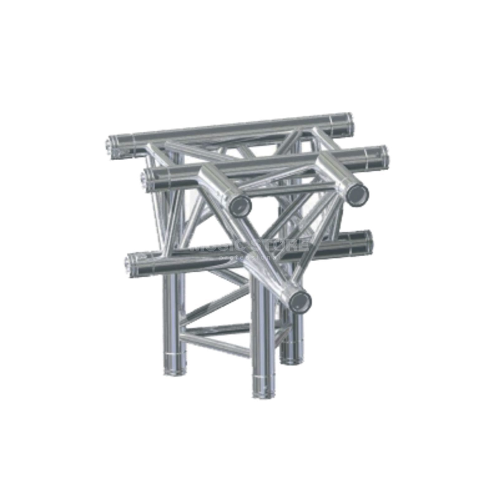 Global Truss F33 TD-T-Piece T42 3-Ppoint 4-Way Produktbillede