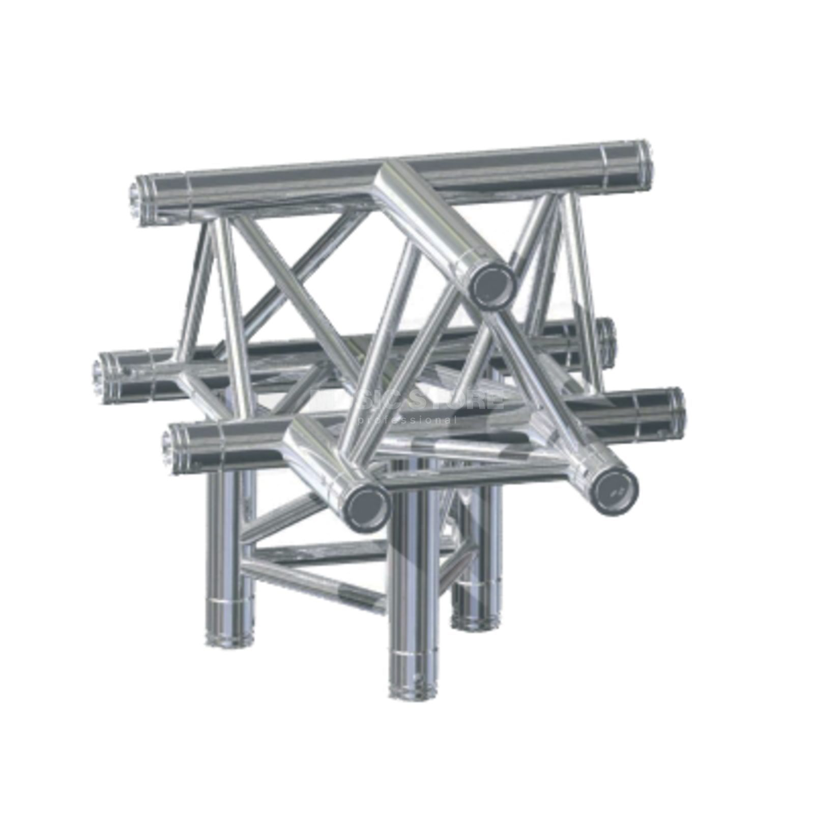 Global Truss F33 TD-T-Piece T43 3-Ppoint 4-Way Produktbillede