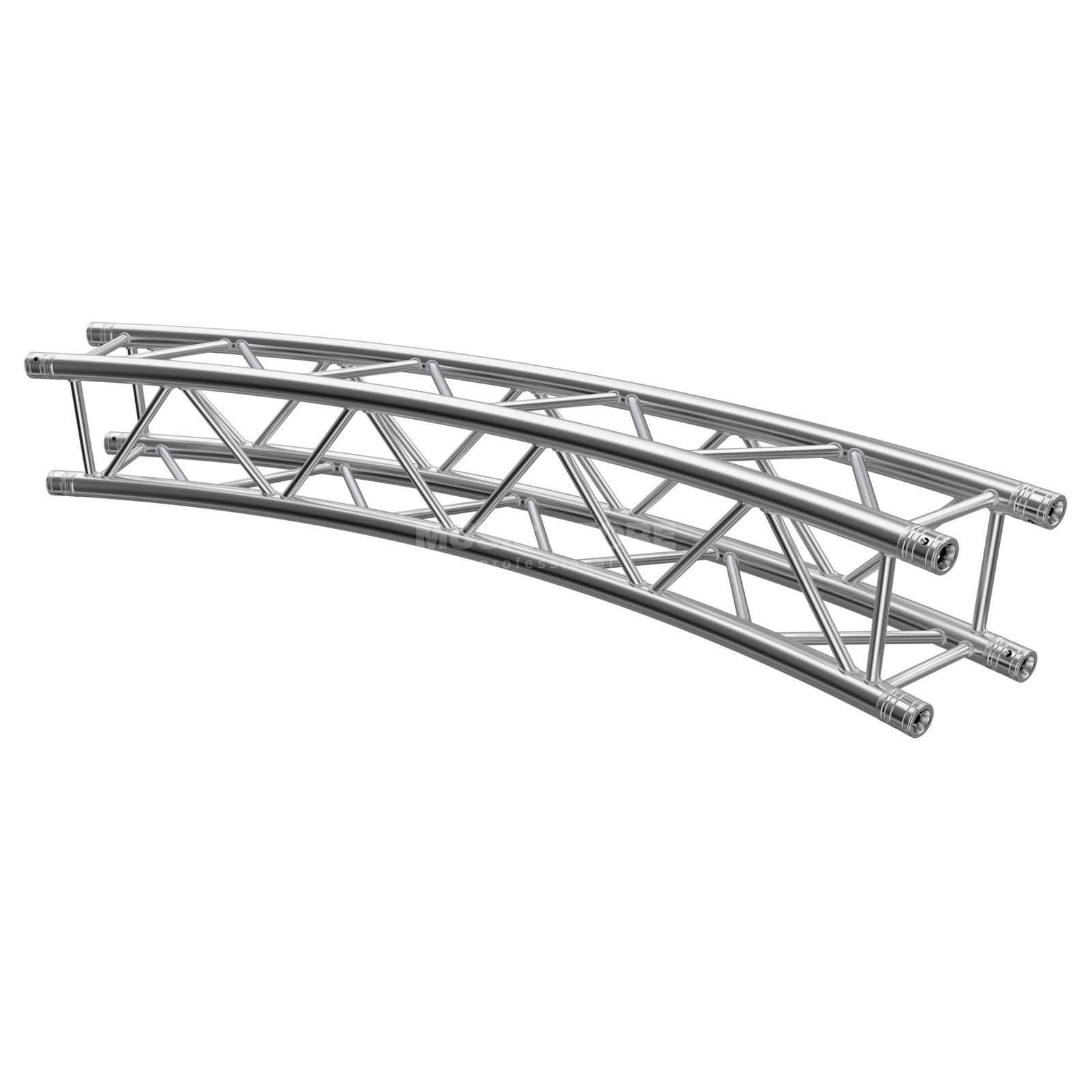 Global Truss F34, Circular, 500cm, 45° 4-Point Produktbillede