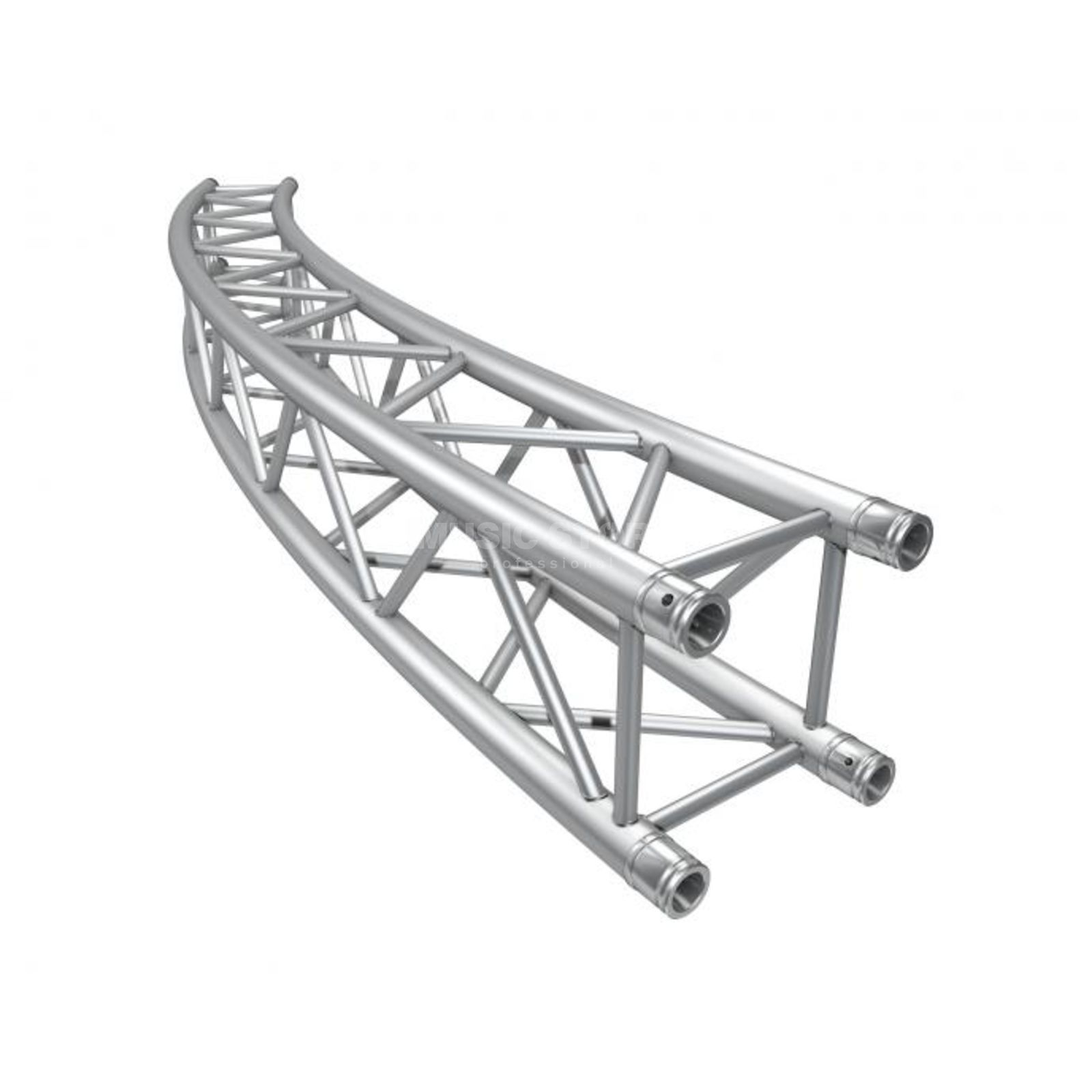 Global Truss F34 Circular for Ø 12,0m 30° incl.  Conical Coupler Produktbillede